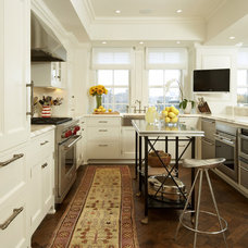 Traditional Kitchen by Andrew Flesher Interiors