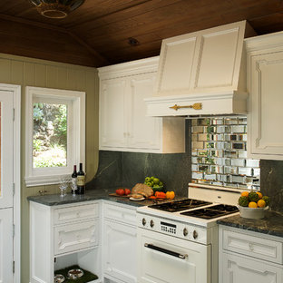 uptown country kitchen photo: Mike P Kelley