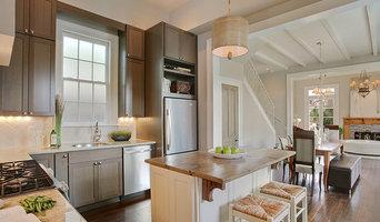 Uptown New Orleans Cottage Kitchen Renovation