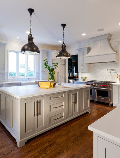 Traditional Kitchen by Jim Schmid Photography