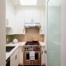 Transitional Kitchen by Rockridge Fine Homes