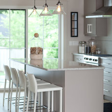 Contemporary Kitchen by Insignia Homes