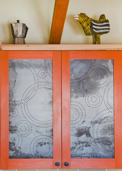 15 Ways to Enhance Your Cabinets With Grilles