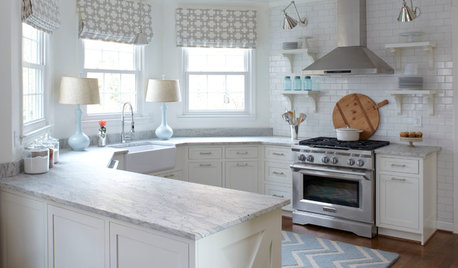 Have No Fear: It Is Possible to Keep Your White Kitchen White