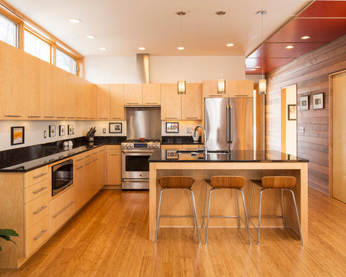 natural maple kitchen cabinets maple kitchen houzz 23707
