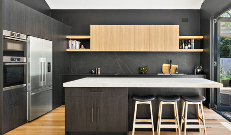 How to Choose the Right Finish for New Kitchen Cabinets
