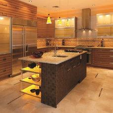 Contemporary Kitchen by In-Site Interior Design