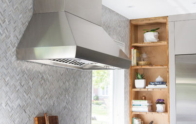 Kitchen of the Week: Function and Flow Come First
