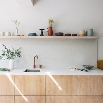 Urban kitchen renovation