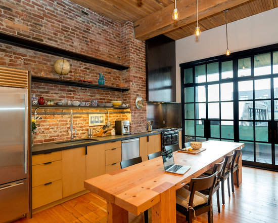 Urban Kitchen Houzz