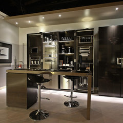 contemporary kitchen by estudio gutman lehrer