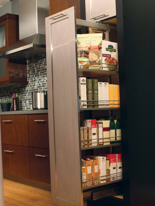 tall pull out cabinet home design ideas pictures remodel