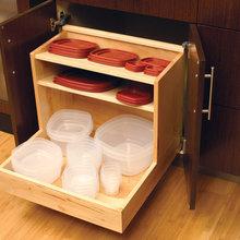 kitchen organized