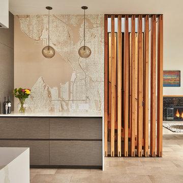 Urban Modern Seattle Residence