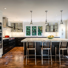 Contemporary Kitchen by Jason Good Custom Cabinets