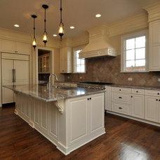 Craftsman Kitchen by PR Hughes, LLC