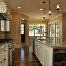 Craftsman Kitchen by PR Hughes, LLC