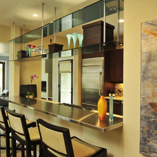Transitional Kitchen by Beckwith Interiors