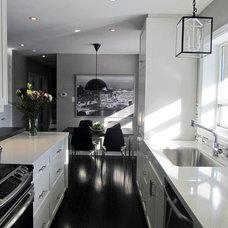 Modern Kitchen by NathalieTremblay - Atelier Cachet