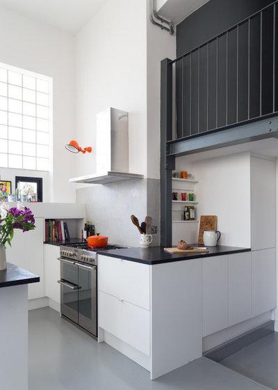 Eclectic Kitchen by Element Studios