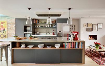 Warum sind Kücheninseln so beliebt?