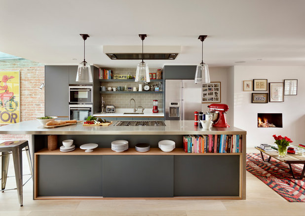 are these the best kitchen island storage ideas?