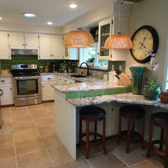 traditional kitchen User Before/After