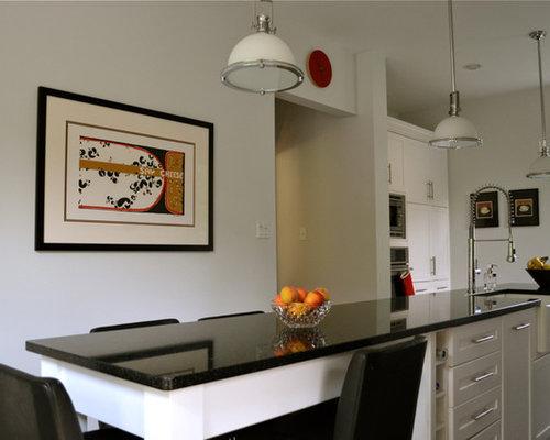 Long Narrow Room Kitchen Design Ideas Renovations Photos