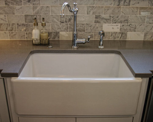 Grey Expo Silestone | Houzz