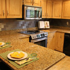 Traditional Flooring For Kitchen Bungalo