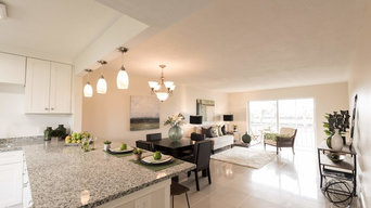 Vacant Staging - Hillcrest, Hollywood