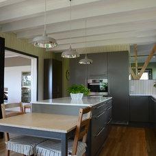 Traditional Kitchen by ACR Villa Skovly