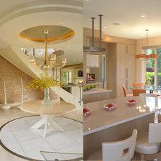 Modern Kitchen by Jorge Castillo Design Inc.