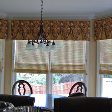Traditional Kitchen by Creative Blinds & Decor