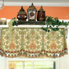 Eclectic Kitchen by The Interiors Workroom, Inc