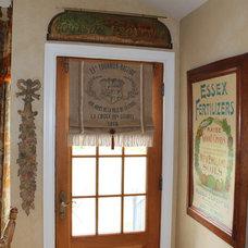 Traditional Kitchen by Mitchell Designs LLC