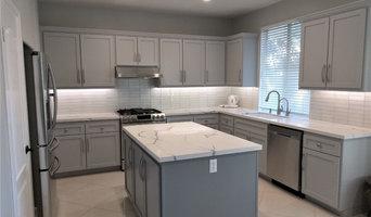 Valencia Kitchen & Family Room
