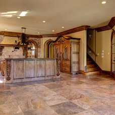 Traditional Kitchen by MLBaxley Photography