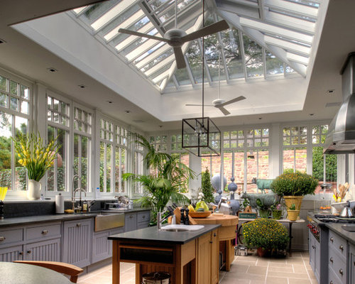 Greenhouse Kitchen Home Design Ideas Pictures Remodel And Decor