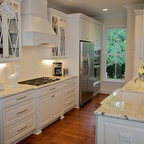 Lake House Traditional Kitchen Little Rock By