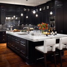 Modern Kitchen Cabinets by Citation Kitchens