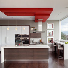 Contemporary Kitchen by Citation Kitchens