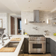 Contemporary Kitchen by API Construction Ltd.