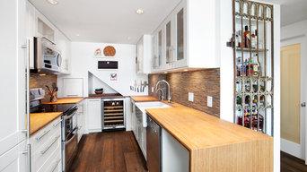 Vancouver - Shaughnessy Condo Kitchen