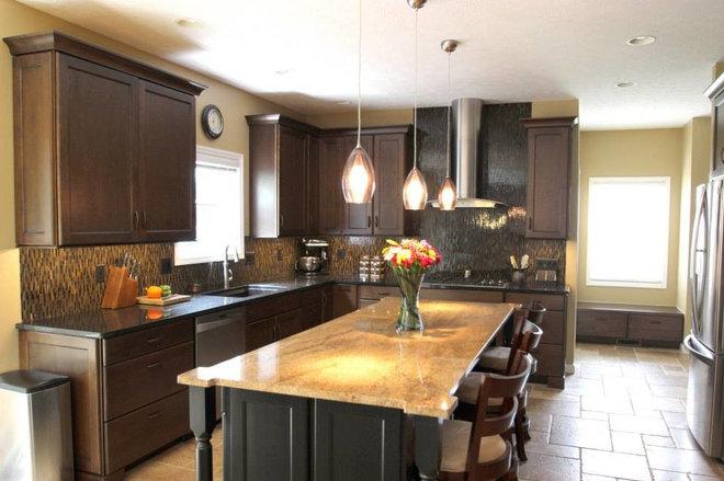 Traditional Kitchen by Deborah K. Kracus Requarth/Supply One