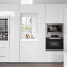Contemporary Kitchen by Josh Partee   Architectural Photographer