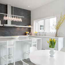 Contemporary Kitchen by Josh Partee | Architectural Photographer