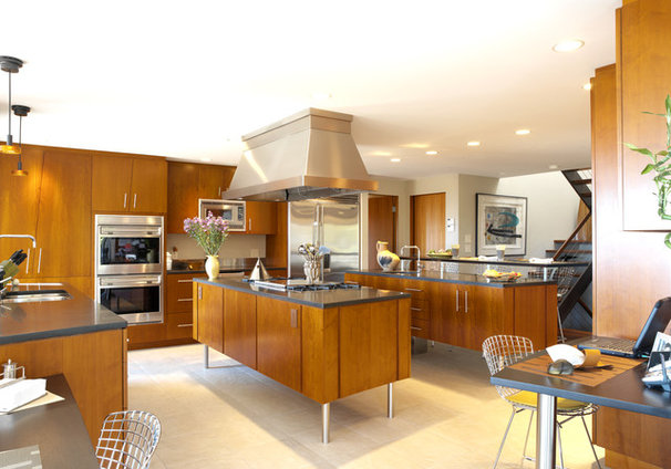 Contemporary Kitchen by Cushman Design Group