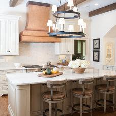 Traditional Kitchen by Lampada's Design LLC