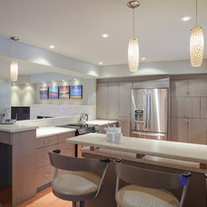 Contemporary Kitchen by Charisma, the design experience